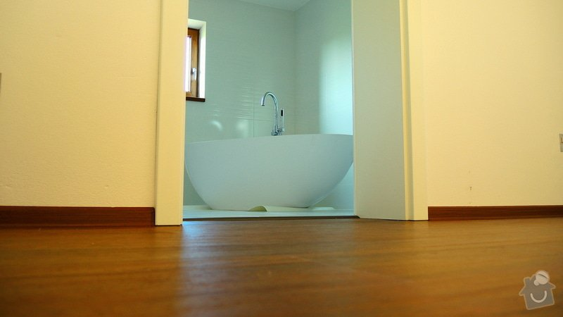 Pokládka vinylové podlahy Floor Forever Primero Click 163 m2: DSCN2012