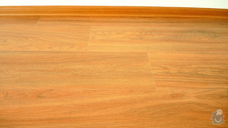 Pokládka vinylové podlahy Floor Forever Primero Click 163 m2: DSCN2053