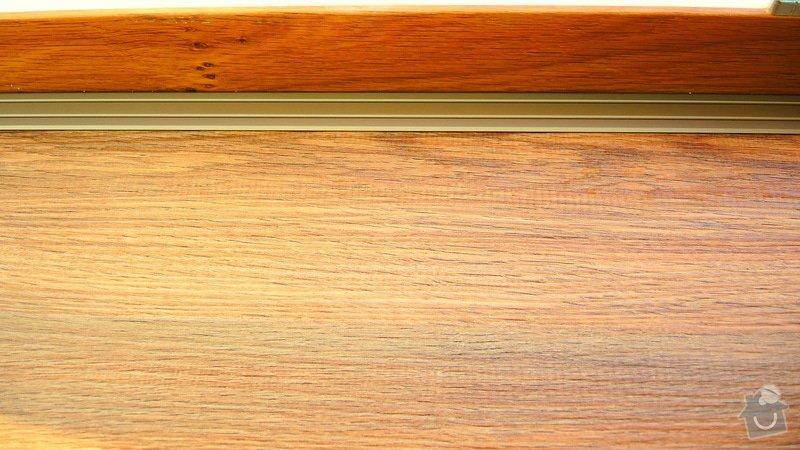 Pokládka vinylové podlahy Floor Forever Primero Click 163 m2: DSCN2061