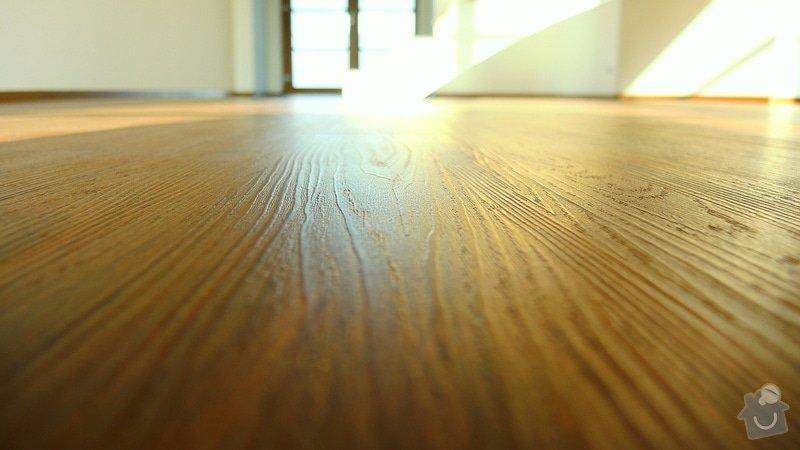 Pokládka vinylové podlahy Floor Forever Primero Click 163 m2: DSCN2068