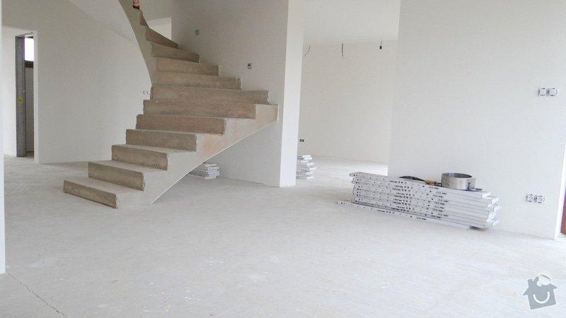 Pokládka vinylové podlahy Floor Forever Primero Click 163 m2: DSC05549