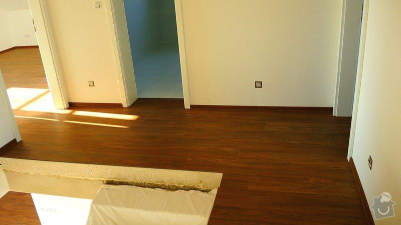 Pokládka vinylové podlahy Floor Forever Primero Click 163 m2: DSCN2015