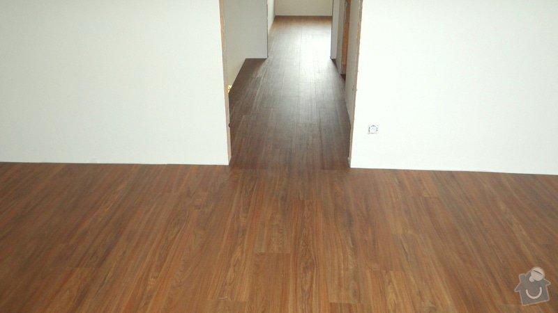 Pokládka vinylové podlahy Floor Forever Primero Click 163 m2: DSC05568