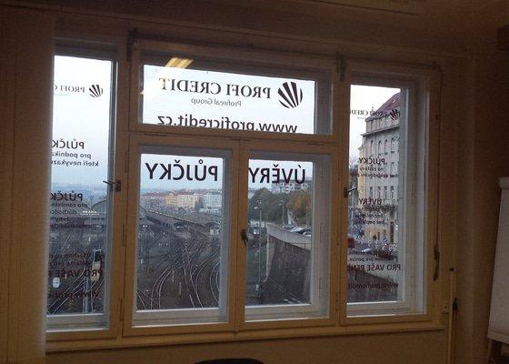 Utěsnění oken