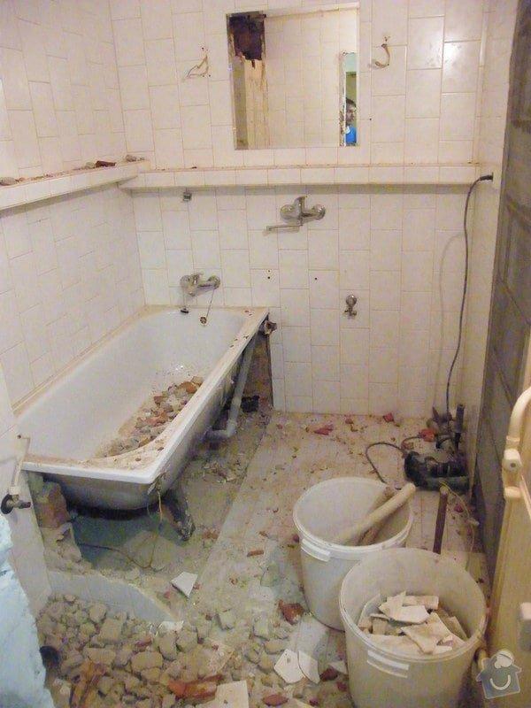 Rekonstrukce koupelny: DSCF6190