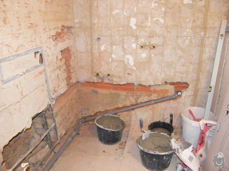 Rekonstrukce koupelny: DSCF6194