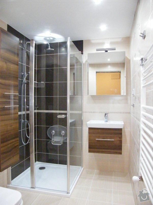 Rekonstrukce koupelny: DSCF6234