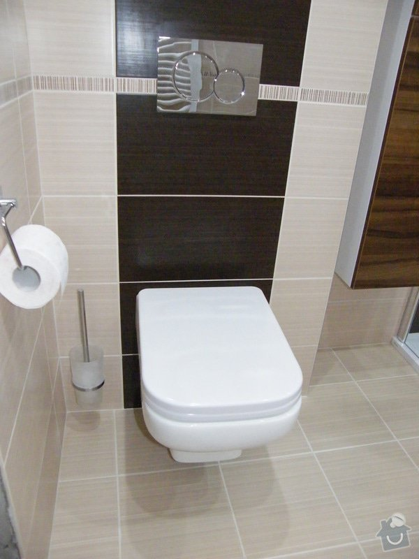 Rekonstrukce koupelny: DSCF6238