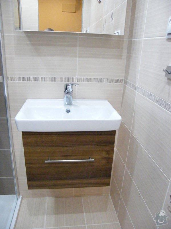 Rekonstrukce koupelny: DSCF6245