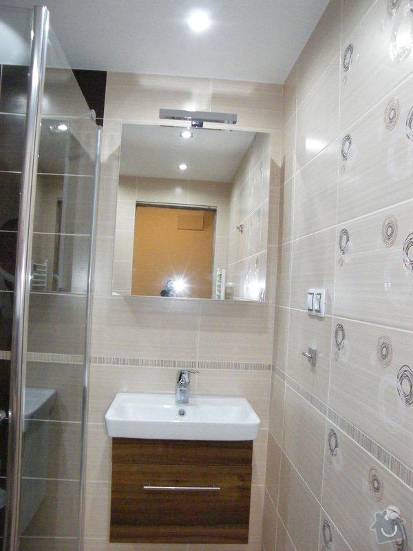 Rekonstrukce koupelny: DSCF6270