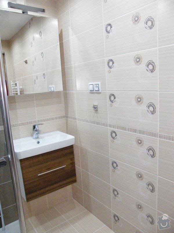 Rekonstrukce koupelny: DSCF6278