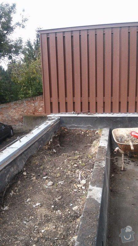 Výroba a montáž plotu/zábradlí: 20141008_122941