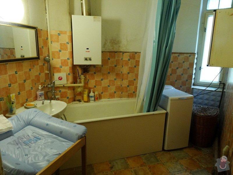 Rekonstrukce koupelny a WC: DSC06534