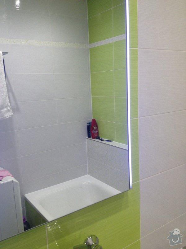 Rekonstrukce byt.jádra,kuchyně - Vinohrady: 008