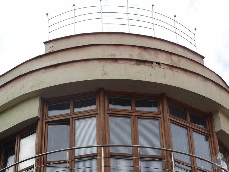 Oprava fasády Praha 4: DSC01960