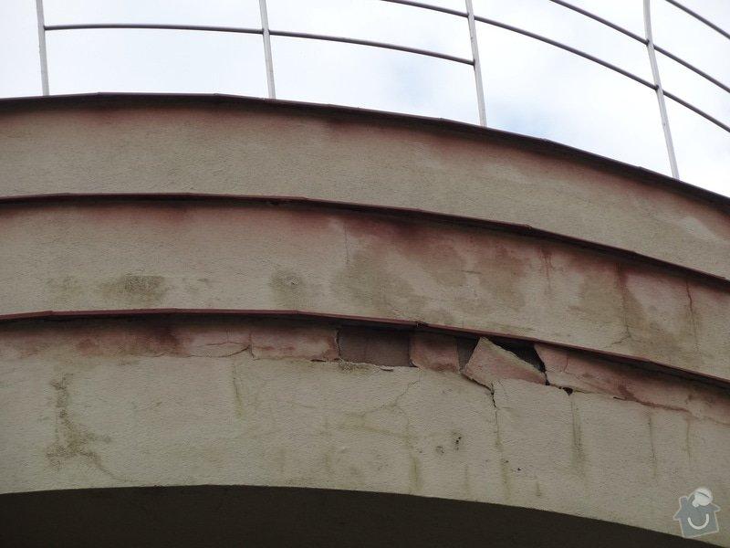 Oprava fasády Praha 4: DSC01961