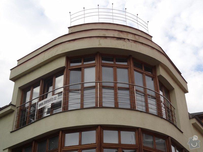 Oprava fasády Praha 4: DSC01962