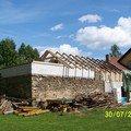 Zatepleni system ecoraw strecha na stodole 100 1732