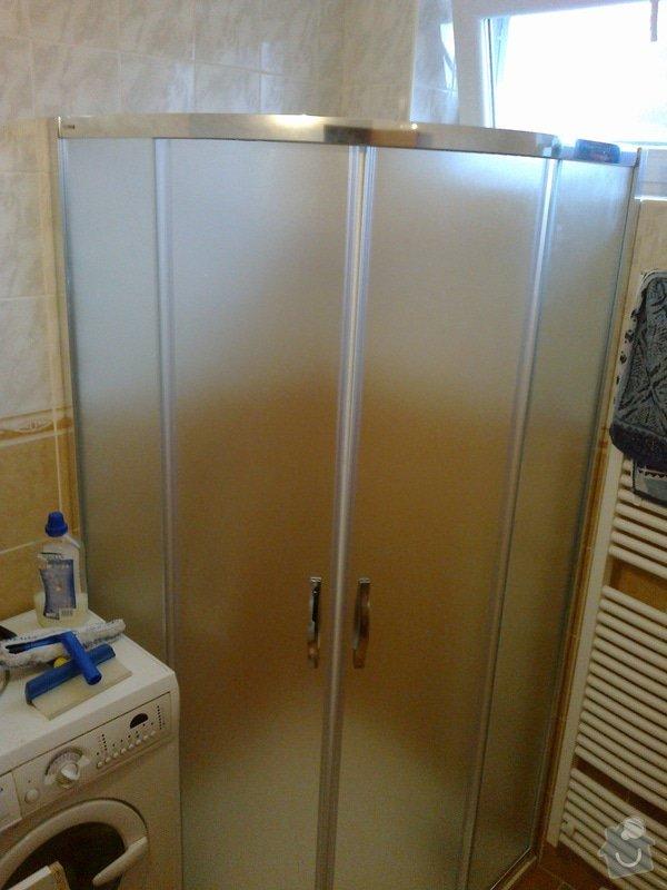 Výměna vany za sprchový kout: po