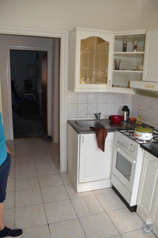 Vybourání betonové podlahové desky 4cm na zásypu : DSC_0611