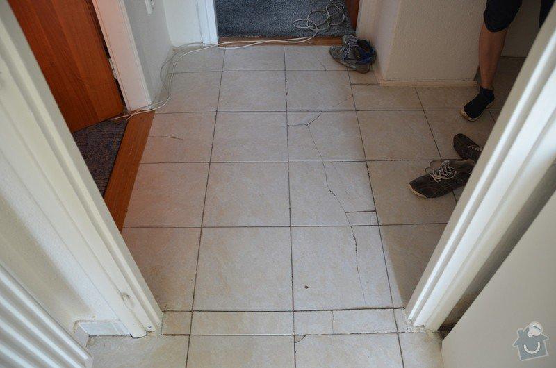 Vybourání betonové podlahové desky 4cm na zásypu : DSC_0621