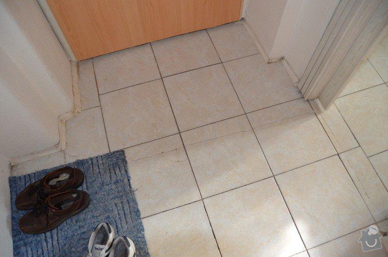 Vybourání betonové podlahové desky 4cm na zásypu : DSC_0625