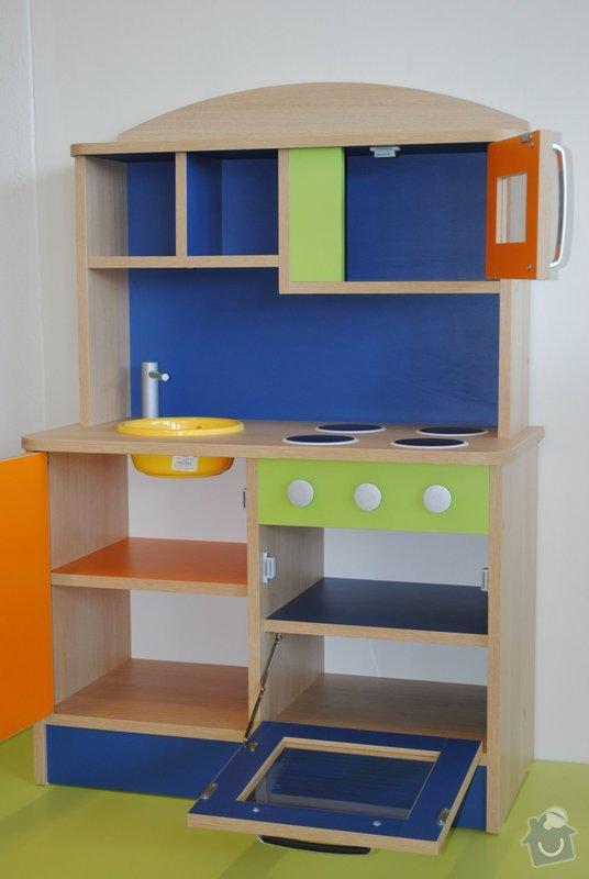 Dřevěná dětská kuchyňka: cVfvKQjPDZ48_s1600x1600