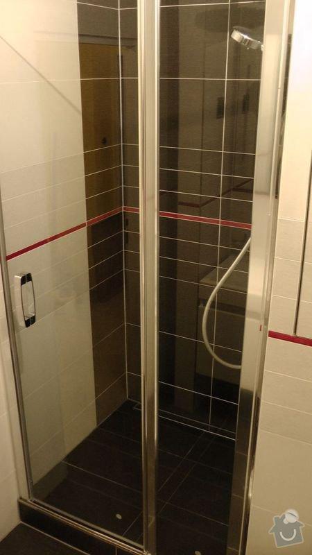 Rekonstrukce koupelny : 208-03