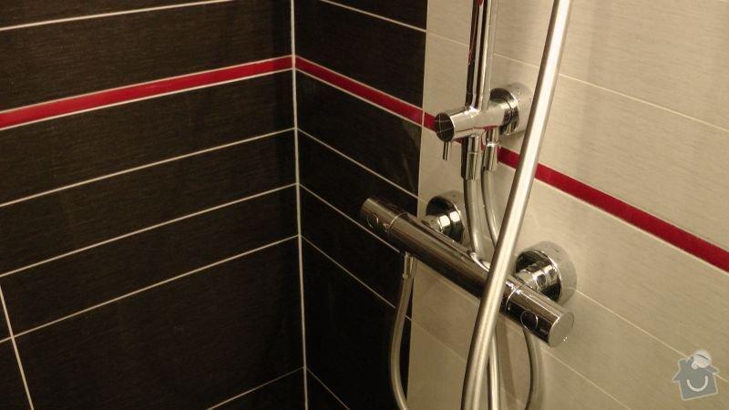Rekonstrukce koupelny : 208-04