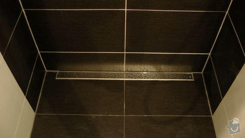 Rekonstrukce koupelny : 208-05