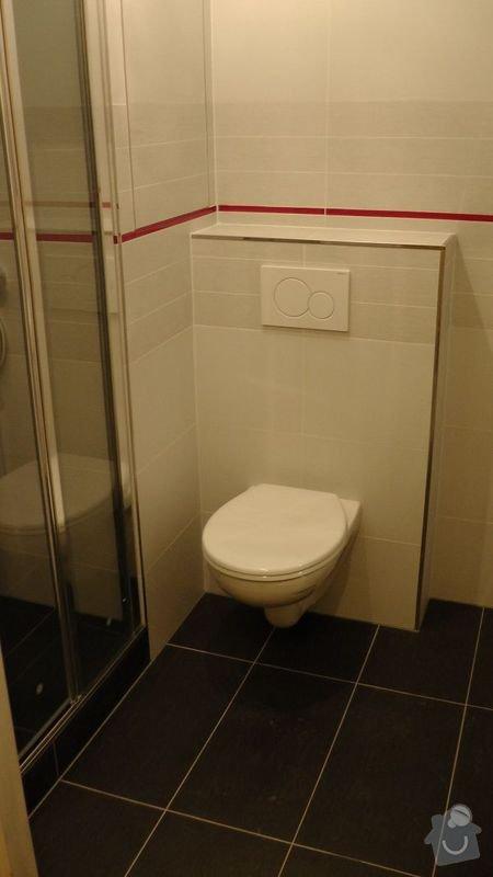 Rekonstrukce koupelny : 208-06
