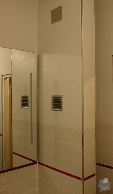 Rekonstrukce koupelny : 208-08
