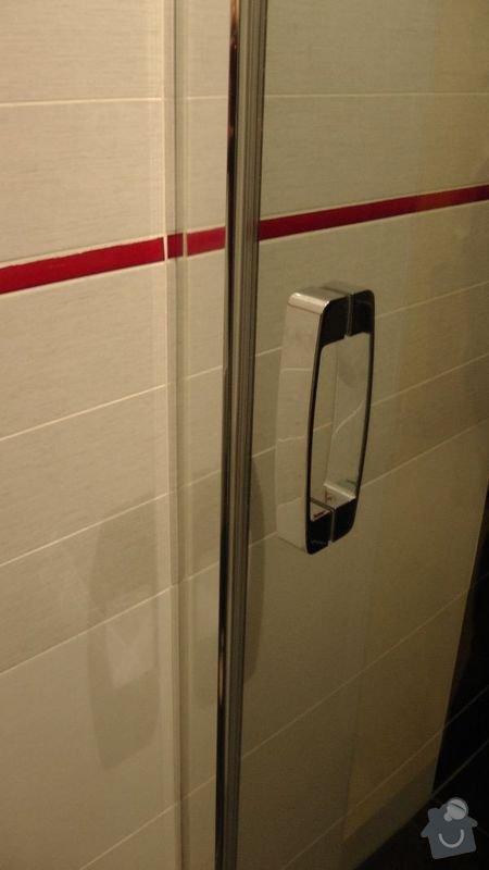Rekonstrukce koupelny : 208-09