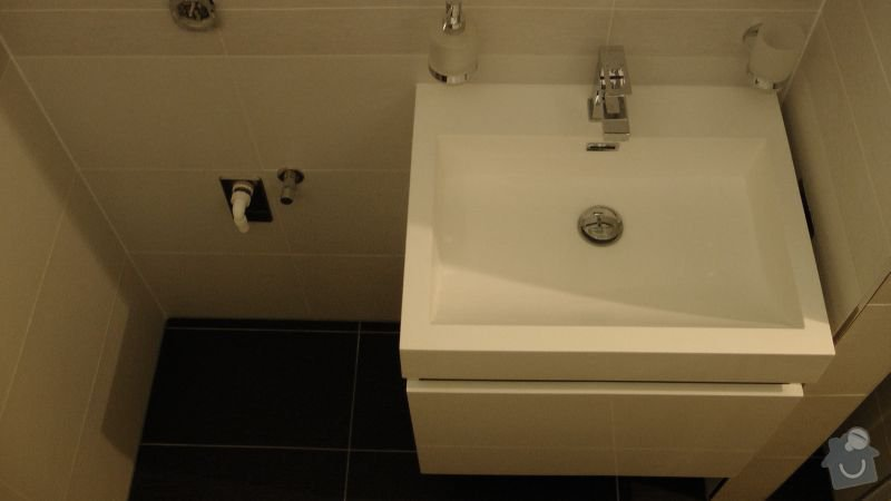 Rekonstrukce koupelny : 208-11