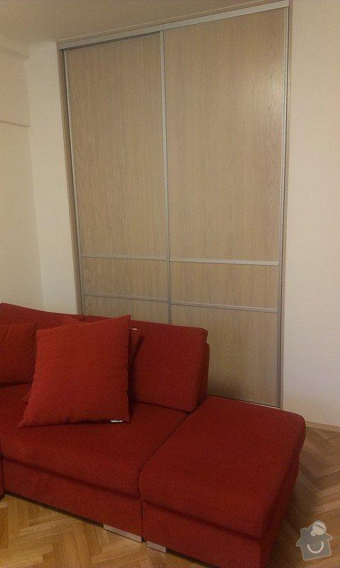 Vestavná skříň a obývací stěna: IMAG0151