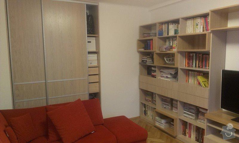 Vestavná skříň a obývací stěna: IMAG0154