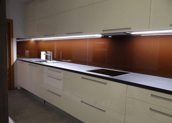 Kuchyně do panelového bytu