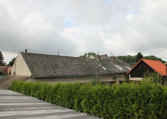 Rekonstrukci střechy