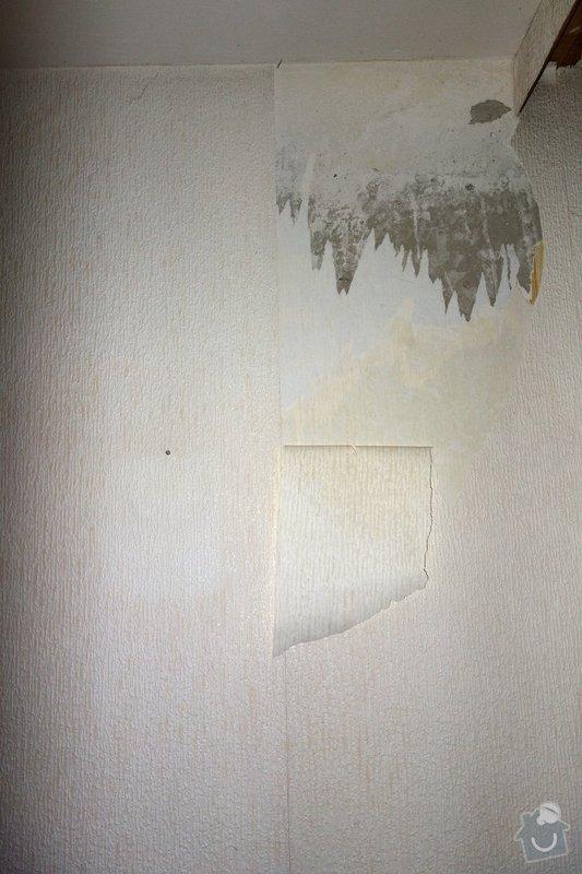 Interiér paneláku:loupání tapet+štuk+malování: DSC02607