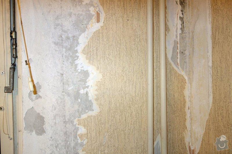 Interiér paneláku:loupání tapet+štuk+malování: DSC02614