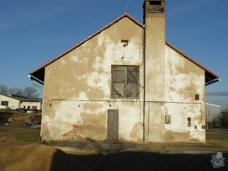 Stavební firma na spodní stavbu, podlahu a bet. zeď: kravin