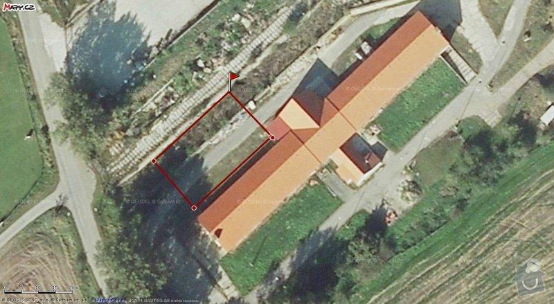 Stavební firma na spodní stavbu, podlahu a bet. zeď: mapa