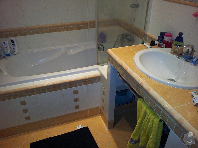 Oprava průsaku vody nejspíš z WC, panelový dům: IMG_20141110_185845