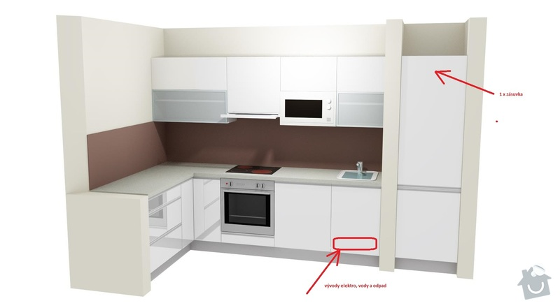 Příprava rozvodů pro kuchyň: kuchyn_elektro