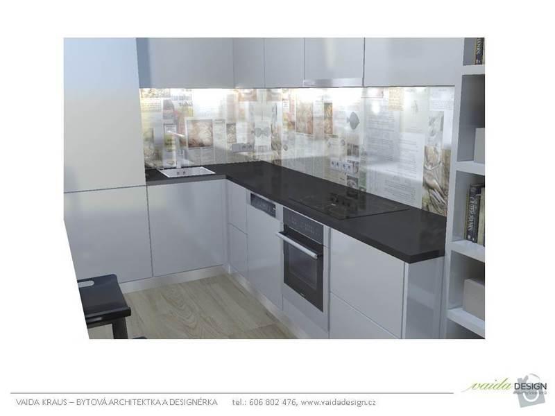Interiérové řešení bytu - interiérový design: Snimek3
