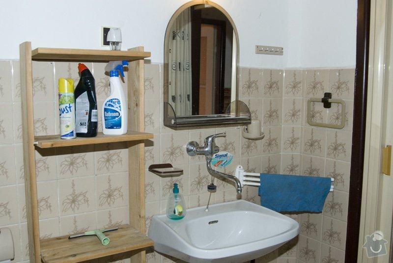 Rekonstrukce koupelny -  začátek prací v příštím týdnu: DSC_3375