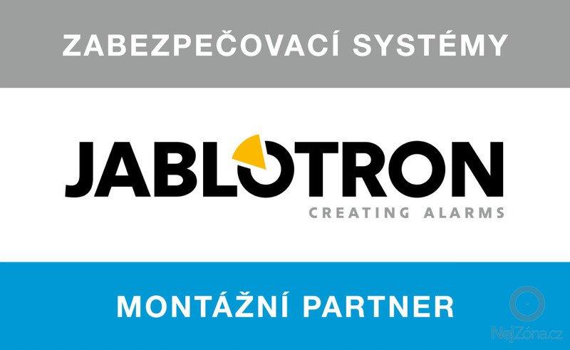 Dodávka a montáž Elektronického zabezpečocacího systému Jablotron JA-100.: montazni_20partner_20mini