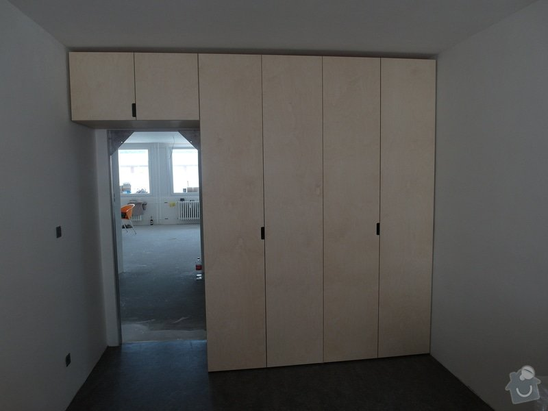 Kuchyňská linka + vestavěné skříně: SAM_0394