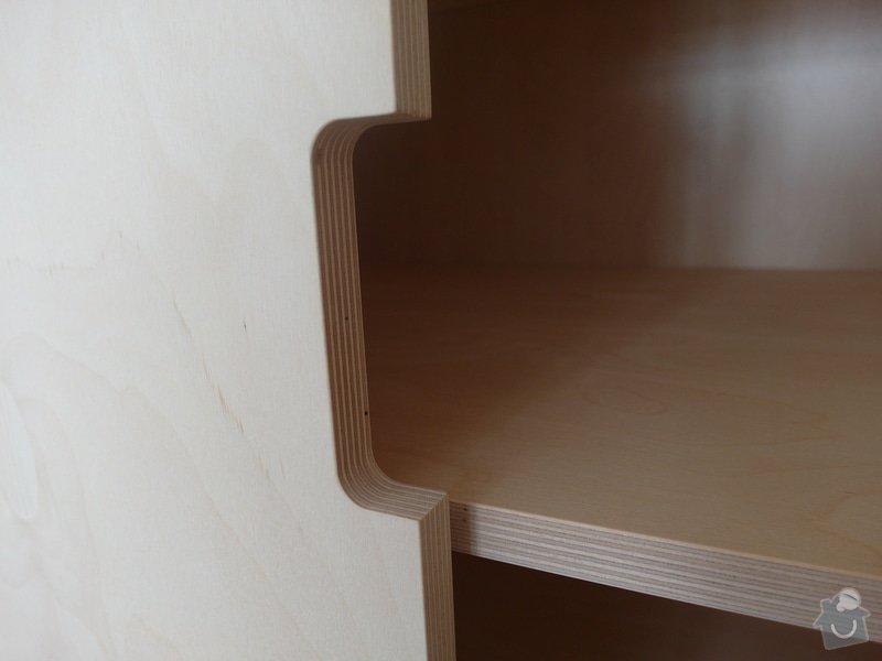 Kuchyňská linka + vestavěné skříně: SAM_0397