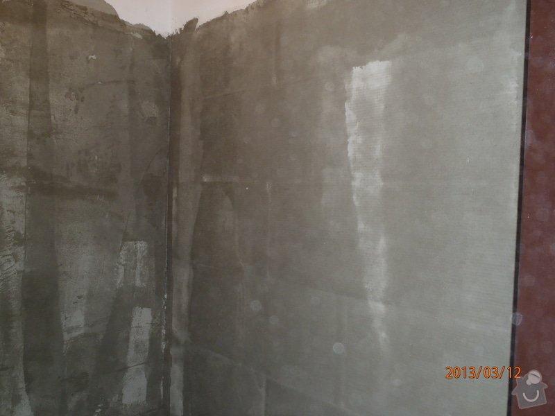 Rekonstrukce koupelny a WC, kuchyně: P3120036